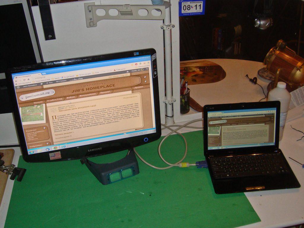схема монитора samsung 2243nw
